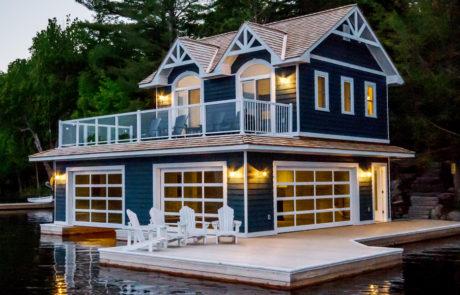 Cedar Rail Boathouse