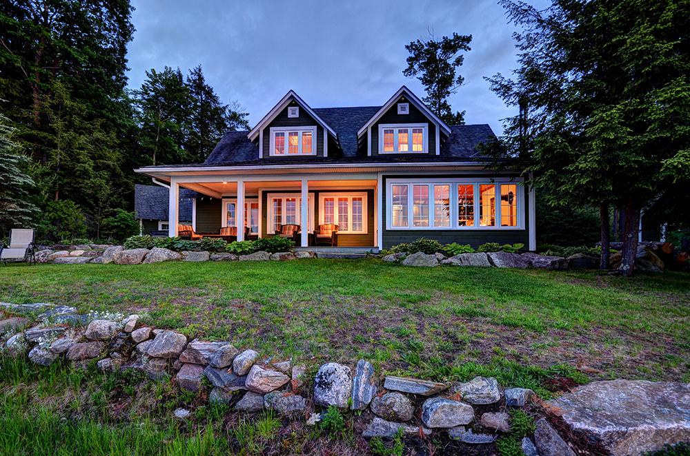 Lake Muskoka Cottage by PattyMac
