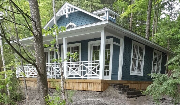 Guest bunkie built by PattyMac
